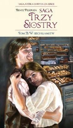 Okładka książki W sieci kłamstw