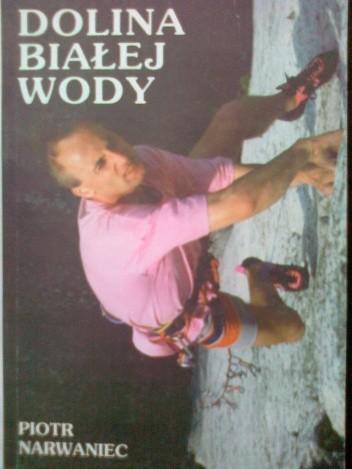 Okładka książki Dolina Białej Wody
