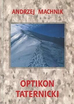 Okładka książki Optikon taternicki