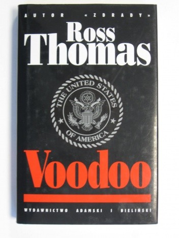 Okładka książki Voodoo