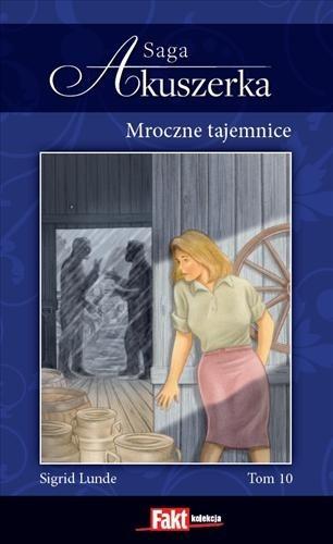 Okładka książki Mroczne tajemnice
