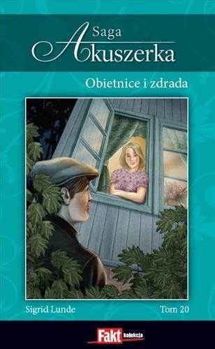 Okładka książki Obietnice i zdrada