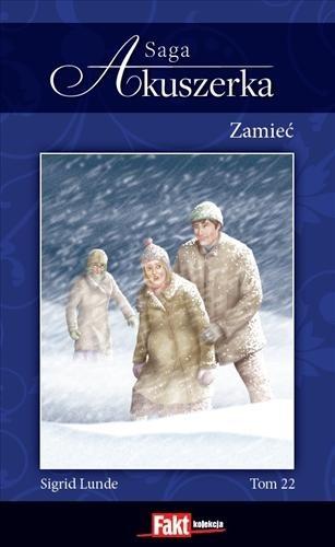 Okładka książki Zamieć