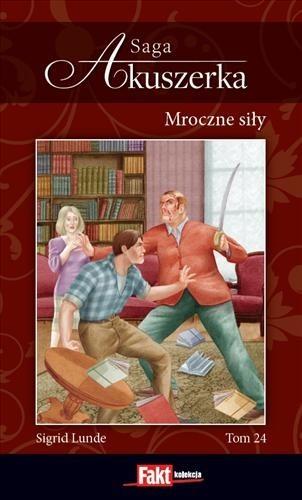 Okładka książki Mroczne siły