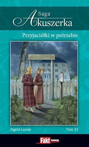 Okładka książki Przyjaciółki w potrzebie