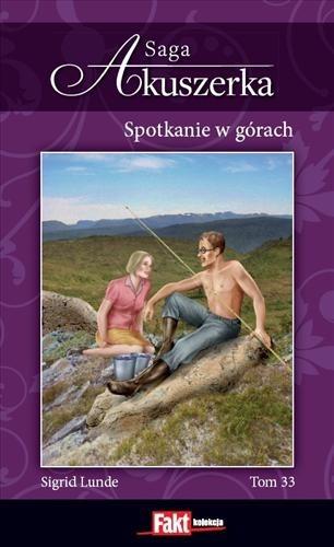 Okładka książki Spotkanie w górach