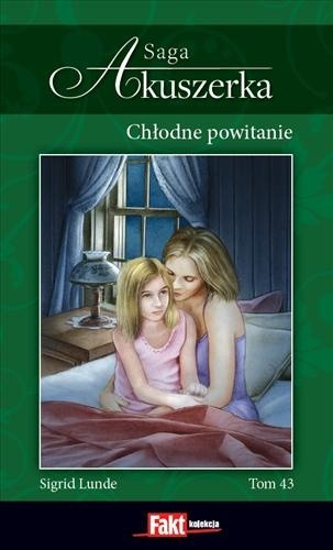 Okładka książki Chłodne powitanie