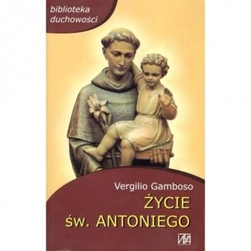 Okładka książki Życie św. Antoniego