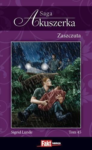 Okładka książki Zaszczuta