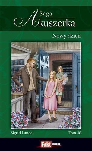 Okładka książki Nowy dzień