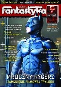 Okładka książki Nowa Fantastyka 358 (07/2012)