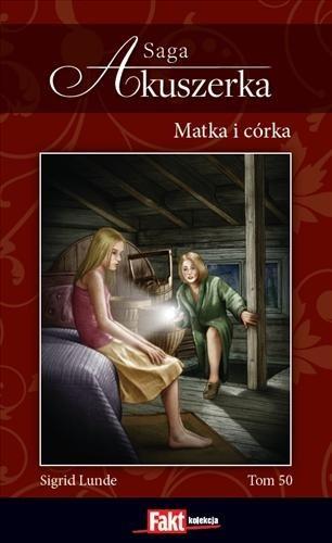 Okładka książki Matka i córka