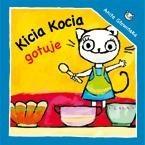 Okładka książki Kicia Kocia gotuje