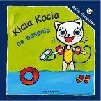 Okładka książki Kicia Kocia na basenie