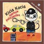 Okładka książki Kicia Kocia zostaje policjantką