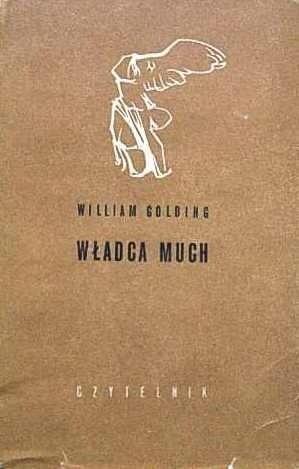 Okładka książki Władca much