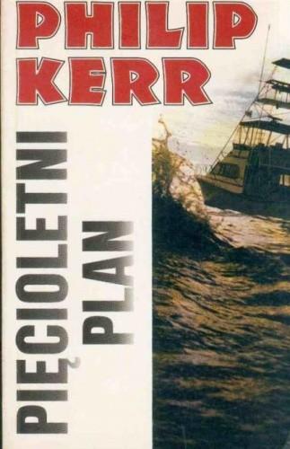 Okładka książki Pięcioletni plan