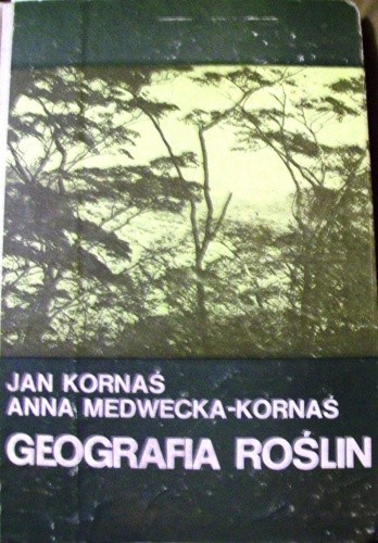 Okładka książki Geografia roślin