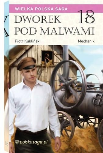 Okładka książki Mechanik