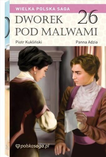 Okładka książki Panna Adzia