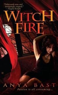 Okładka książki Witch Fire