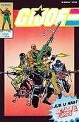 Okładka książki G.I. Joe 1/1992
