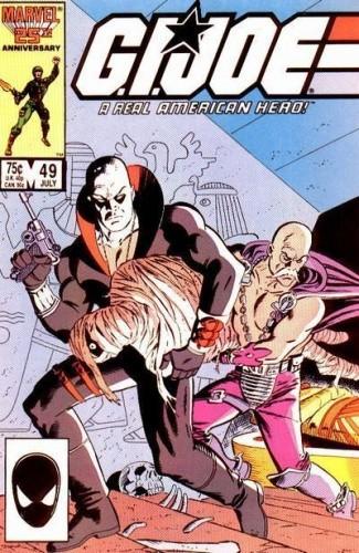 Okładka książki G.I. Joe 4/1992