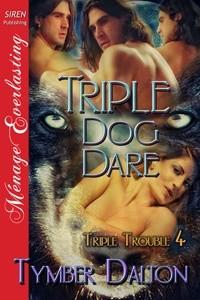 Okładka książki Triple Dog Dare