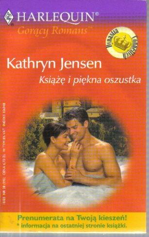 Okładka książki Książę i piękna oszustka