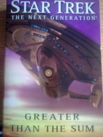 Okładka książki Greater than the Sum