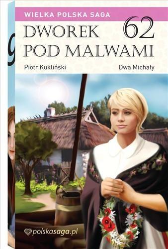 Okładka książki Dwa Michały