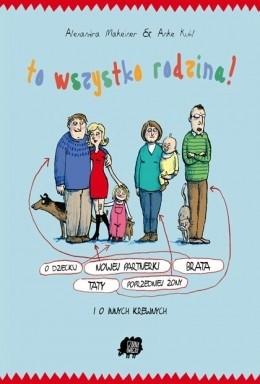 Okładka książki To wszystko rodzina!