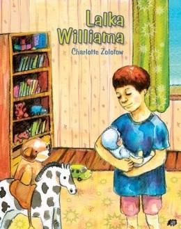 Okładka książki Lalka Williama