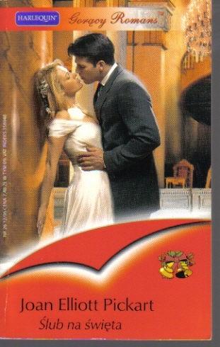 Okładka książki Ślub na święta