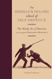 Okładka książki The Sherlock Holmes School of Self Defence