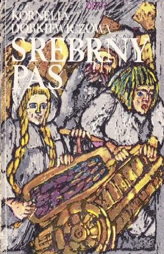 Okładka książki Srebrny pas