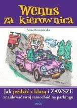 Okładka książki Wenus za kierownicą