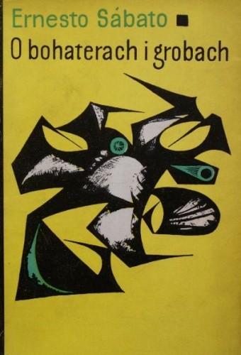 Okładka książki O bohaterach i grobach