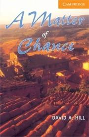 Okładka książki A Matter of Chance