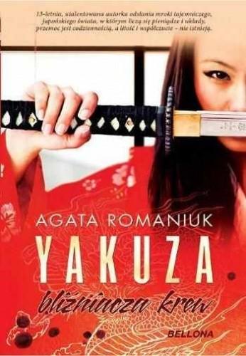 Okładka książki Yakuza. Bliźniacza krew