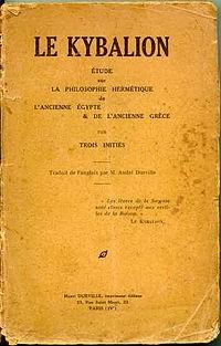 Okładka książki Kybalion