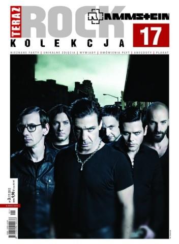 Okładka książki Teraz Rock. Kolekcja 'po całości', nr. 17. Rammstein