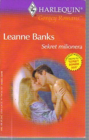 Okładka książki Sekret milionera
