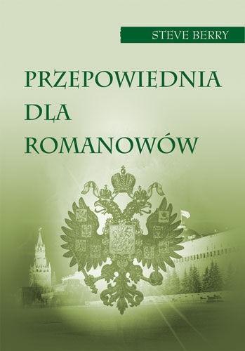Okładka książki Przepowiednia dla Romanowów