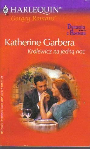 Okładka książki Królewicz na jedną noc