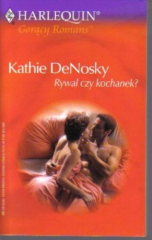 Okładka książki Rywal czy kochanek?