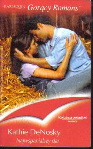 Okładka książki Najwspanialszy dar