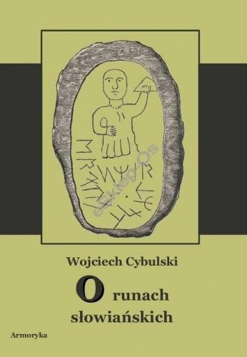 Okładka książki O runach słowiańskich