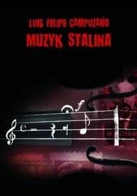 Okładka książki Muzyk Stalina