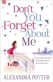 Okładka książki Don't you forget about me